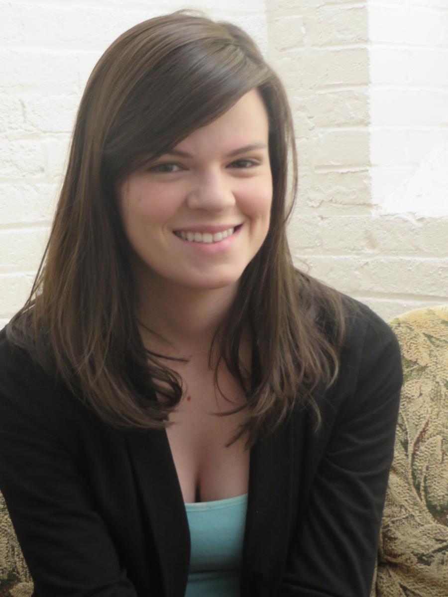 Erin Beausoleil, MRT Administrative Intern
