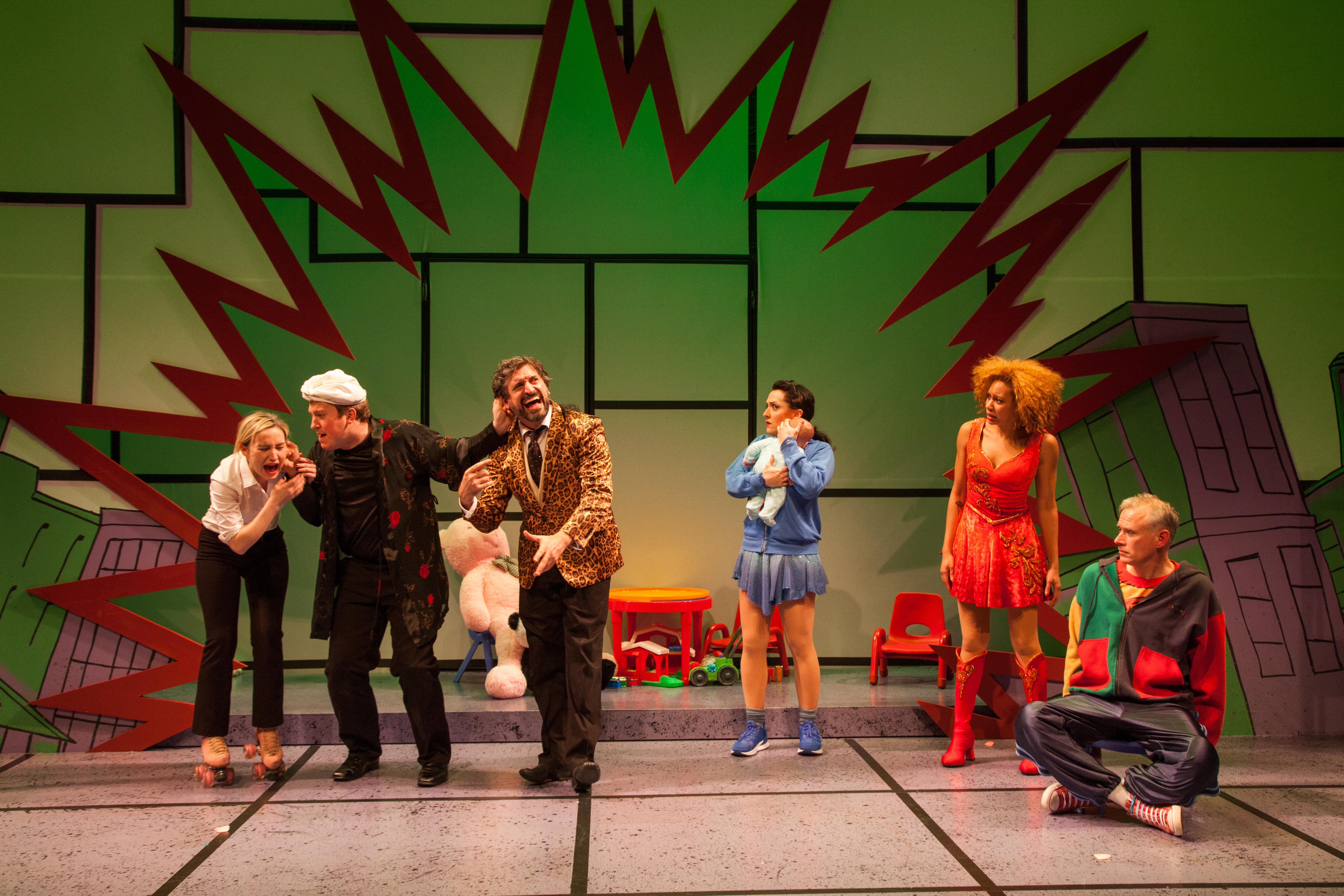 The Villains' Supper Club | Merrimack Repertory Theatre